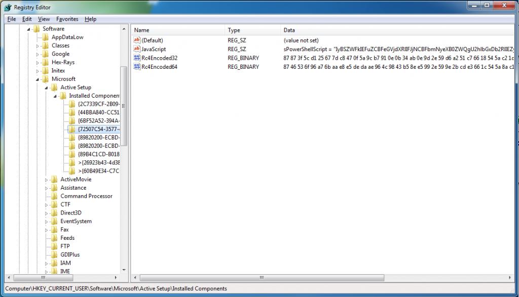 Phase Bot - A Fileless Rootkit (Part 1) - MalwareTech