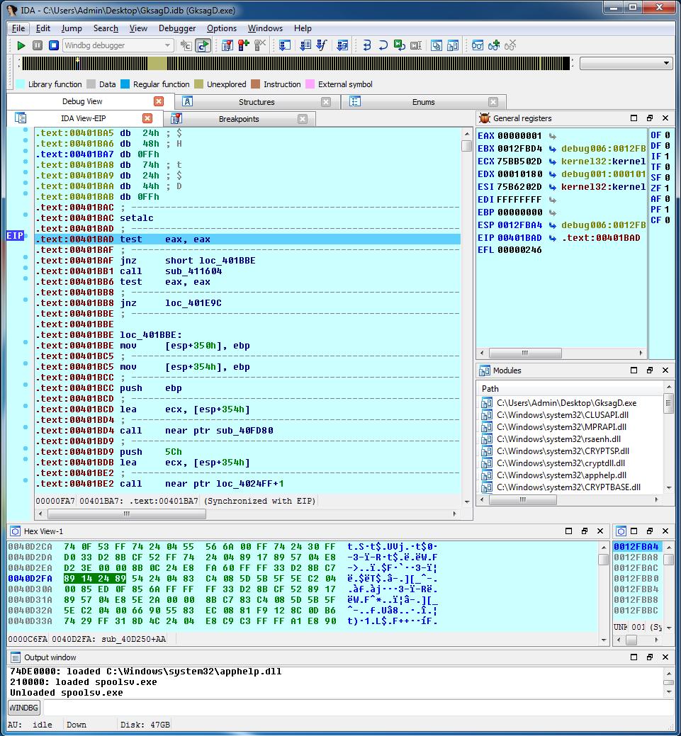 Let's Unpack: Dridex Loader - MalwareTech