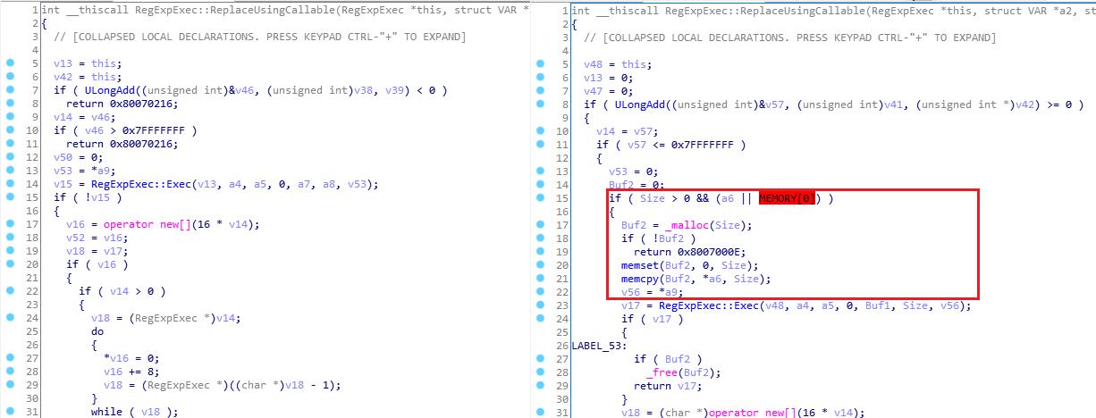 Analysis of a VB Script Heap Overflow (CVE-2019-0666